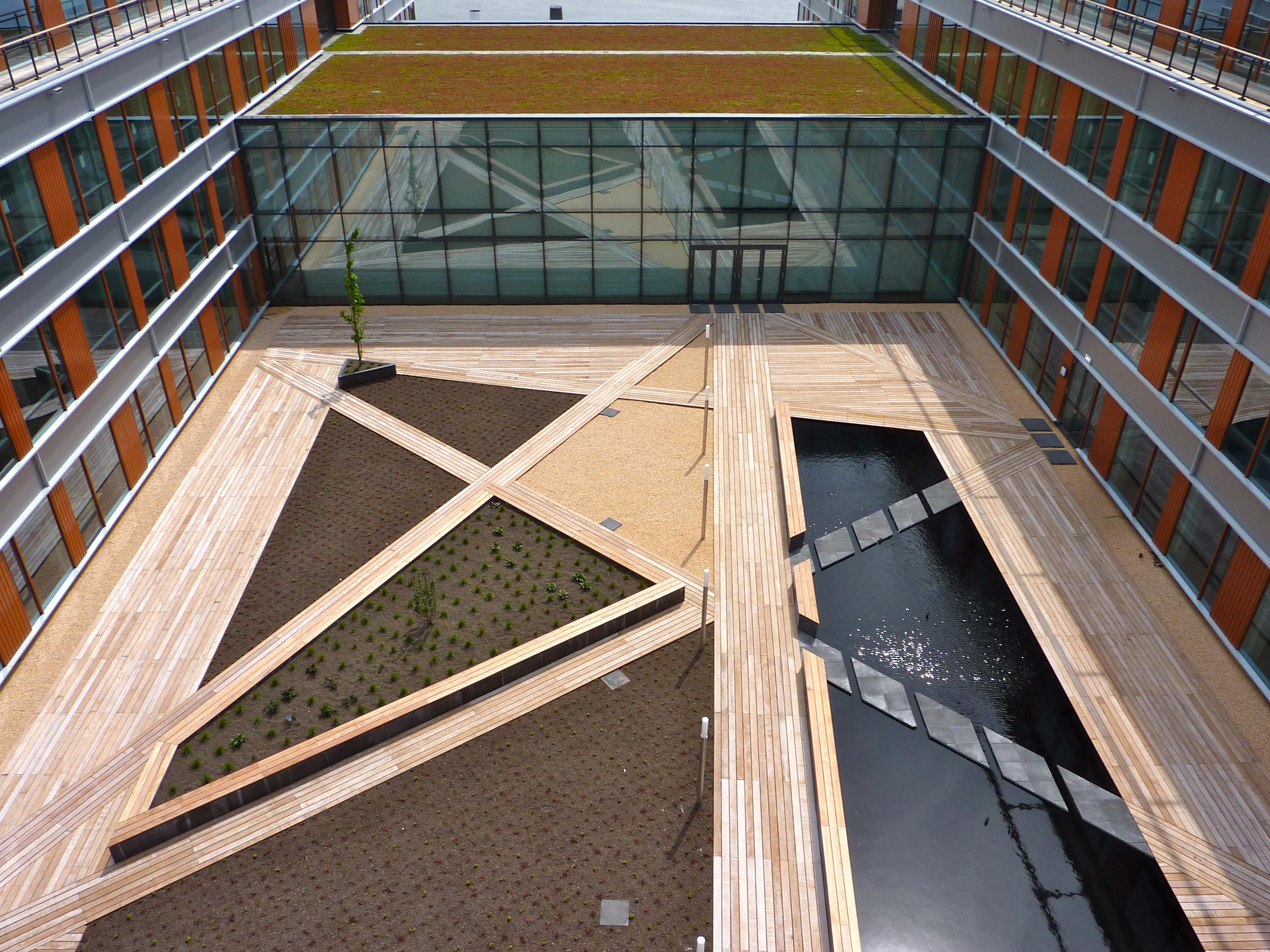 Betonnen Zitelementen Tuin : Projecten nagel hovenier montfoort tuinontwerp tuinaanleg en
